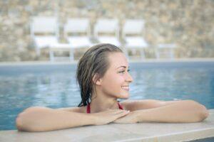 Entspannung im eigenen Pool finden