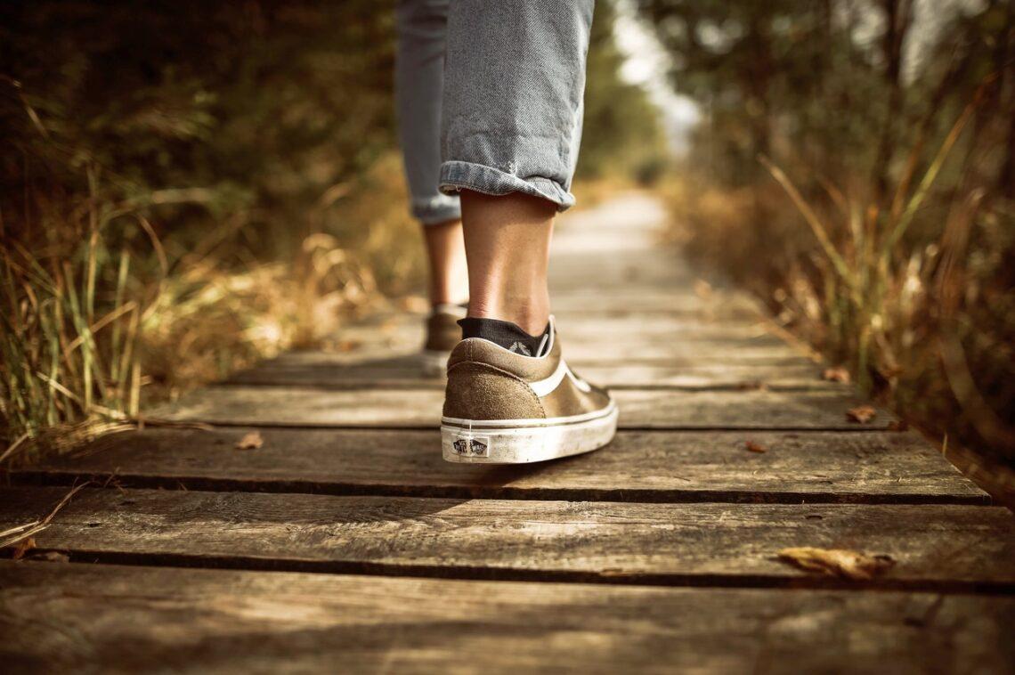 Die richtigen Schuhe