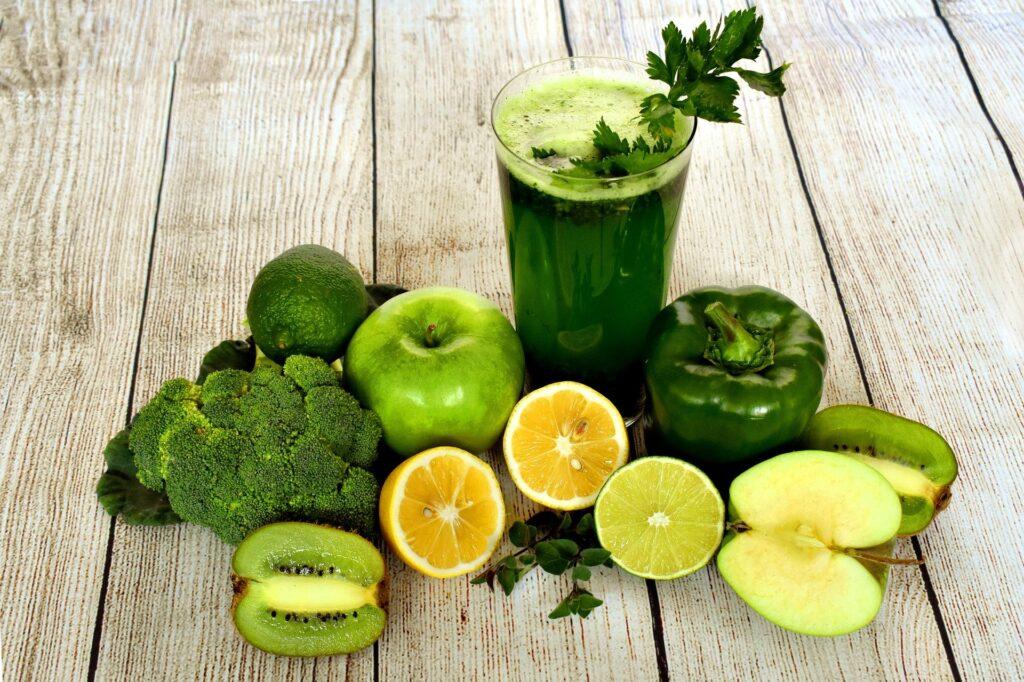 Wichtig für das Mikrobiom ist auch gesunde Ernährung