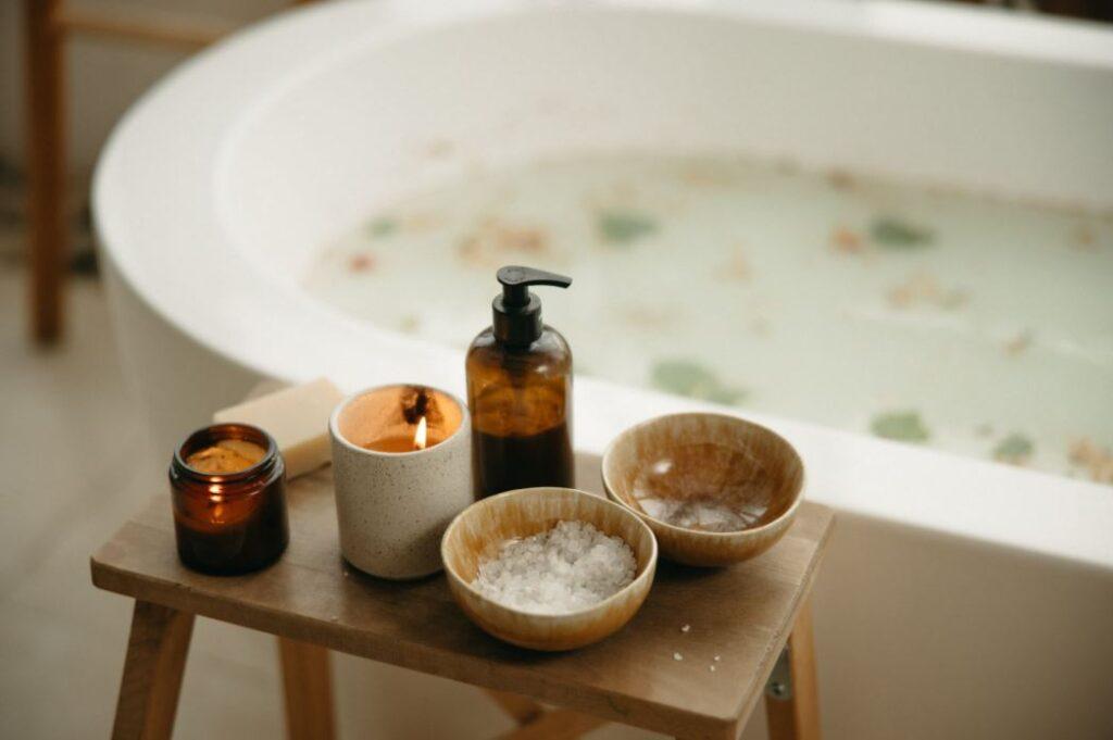 Körperpflege mit Naturkosmetik
